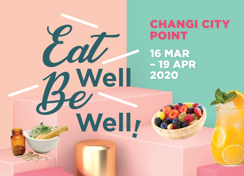 Eat Well, Be Well!