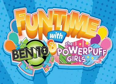 Funtime with Ben 10 & the Powerpuff Girls