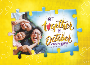 Get Together in October at Eastpoint Mall