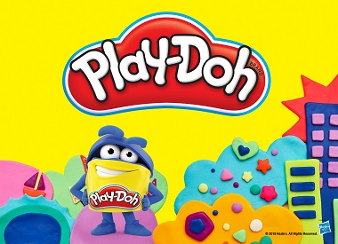 Fun with Play-Doh