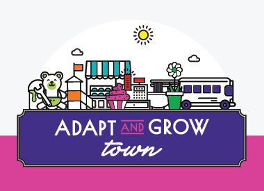 Adapt and Grow Roadshow at  ...