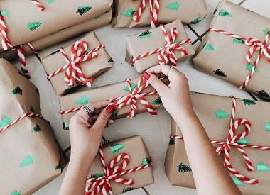 Free Gift-Wrapping