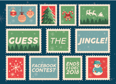 Guess The Jingle Facebook Contest