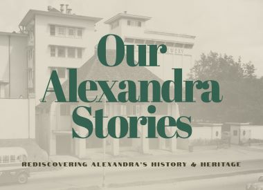 Our Alexandra Stories