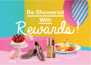 Enjoy Over $300,000 of Rewards When You Shop at the Malls of Frasers Property