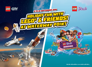 Holiday Fun with LEGO® & Friends!