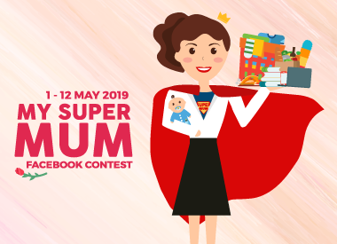 My Super Mum Facebook Contest