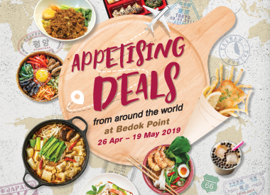 Appetising Deals from around the World