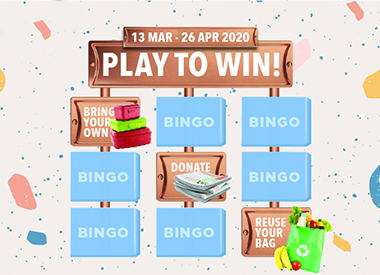 Play To Win at Bedok Point