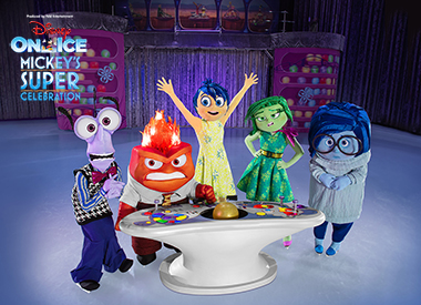 AIA Disney on Ice Roadshow