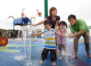 Family Fun Places at Frasers Centrepoint Malls