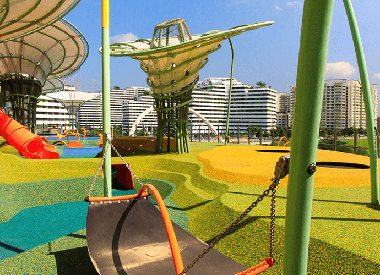 "Happy Park '"" Punggol's Much-Awaited Roof-Top Family Destination"