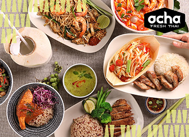 Ocha Fresh Thai