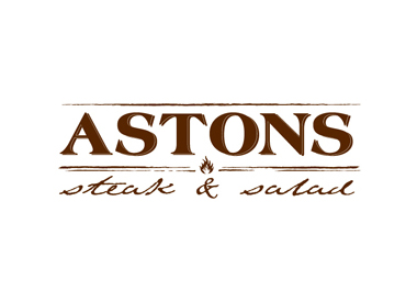Astons Steak & Salad